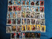 Lote de 46 cromos cartas topps Force Attax Star Wars Carrefour 2016 consultar 3