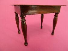 Rock & Graner Biberach Tisch ca 1890 handlackiert Blech original selten Top