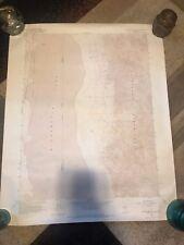 Lot of 2 Vintage 1964 DEPT OF INTERIOR Topographic Maps- Tohakum Peak  Nevada