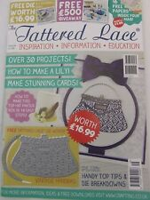 The Tattered Lace Magazine Issue #29 w/Free Die--Vintage Handbag