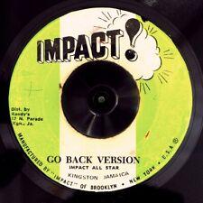 Vibrators, The - Go Back  /  Version