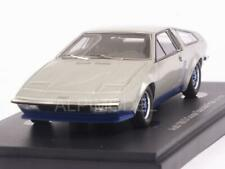 Audi 100S Coupe Speciale Frua 1974 Silver 1:43 Avenue 43 60006