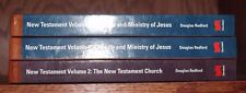 Lot 3 Douglas Redford Commentaries ~ New Testament Church, Life & Ministry Jesus