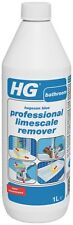 HG professional limescale remover  ( hagesan blue ) 1 LITRE
