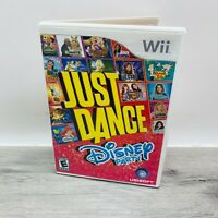 Just Dance: Disney Party - Nintendo  Wii Game Complete