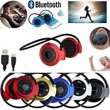 Wireless Bluetooth Headphones Headset Stereo Sports Earphone Handsfree Neckband