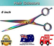 "Professional 6"" Salon Razor blade Barber Hairdressing hair Scissors Razors multi"