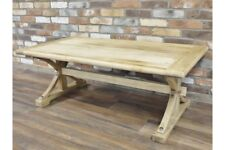 Industrial Stunning Wooden Coffee Table
