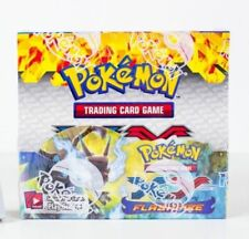 Pokemon XY FLASHFIRE Booster Box 36 packs TCG Charizard 2014 Factory Sealed