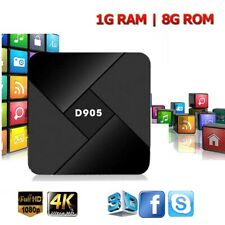 Android TV Box diyomate 4K Smart TV Box Amlogic D905 Quad Core Media Player 3D