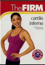 BRAND NEW FITNESS DVD ( WITHOUT SHRINKWRAP) // THE FIRM // CARDIO INFERNO