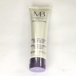 Meaningful Beauty Cindy Crawford Intensive Triple Exfoliating Treatment 1.7 OZ
