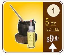 LIQUID HIDE GLUE - 5oz Old Brown Glue - Hide glue in a squeeze bottle