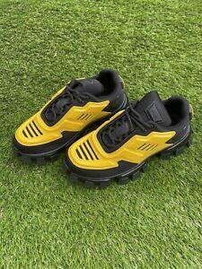 prada cloudbust sneakers Yellow Size 42 *read*
