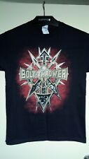 "2013 Bolt Thrower - ""Return To Chaos"" US Tour T Shirt / Size M"