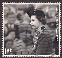 GB 2012 QE2 1st Class Diamond Jubilee used stamp SG A3320 ( E1121 )