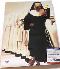 Whoopi Goldberg Autographed PSA DNA PHOTO 11x14 Signed AUTO 2 Sister Act