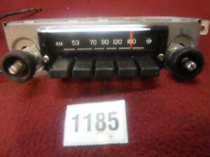 77 78 79 TOYOTA COROLLA AM TEQ RADIO KE30 TE31 TE37 TE38 TE51 SR5 86120-12200