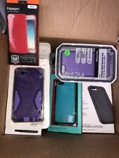 Wholesale Lot Of 30 iPhone 7 6 SE 5c Cases in Retail Package for Display New