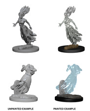 D&D Nolzur's Marvelous Unpainted Miniatures: Ghost & Banshee