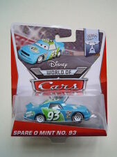 CARS Disney pixar 2014 cars SPARE O MINT mattel piston cup nr.16/16 scala 1:55