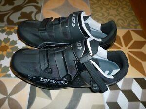 Louis Garneau HRS-90 Men's cycling shoes - Size 10.5 - black