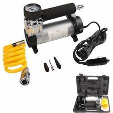 Portable Car Auto Electric Air Compressor Tire Inflator Pump 12V 150PSI + Gauge