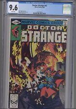 Doctor Strange #42  CGC 9.6 1980 Marvel Comic: Demon Battle Cover: NEW CGC FRAME