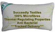 Microfiber Fill Standard Rectangle Bed Pillows