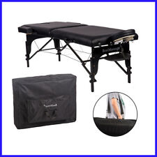 Best Massage Two-Fold Portable Massage Table, Carrying Case