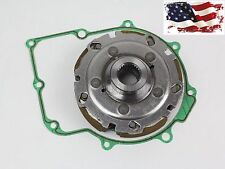 WET CLUTCH PAD SHOE WITH GASKET for 2004 - 2007 YAMAHA RHINO 660 YFM660 YXR 660