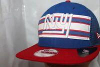 New York Giants NFL New Era Throwback Stripe 9Fifty,Snapback,Cap,Hat     $ 29.99