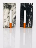 Marble Color Dugout With Free One Hitter Spring Loaded and Cleaning Stick BLACK