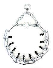 Dog Training Obedience Choke Chain Spike Collar Pit Bull German Shepherd 4 mm