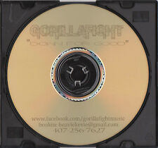 Gorilla Fight - Down For Good - Rare Radio Promotional CD Single - 1202