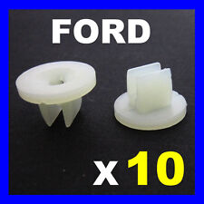 FORD MONDEO MK3 ENGINE UNDERTRAY SHIELD TRIM COVER PLASTIC GROMMET EXPANDING NUT