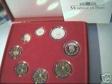 2006 Monaco 8 monete EURO proof  in box BE 8 pièces