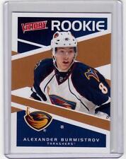 ALEXANDER BURMISTROV Rookie 10/11 Upper Deck Victory UD #312 Winnipeg Jets