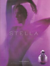 PUBLICITE STELLA Mc CARTNEY Le Premier Parfum 2004