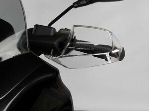 Piaggio MP3 125 250 300 400 500 RL +LT Handprotektoren Schutz vor Wind und Kälte
