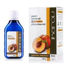IKAROV 100% Pure Natural Peach Kernel Oil 55ml - Anti Ageing, Regenerating
