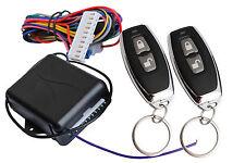 12V Universal Car Keyless Entry Central Locking Remote Control System /2195