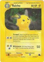CCG 575 Pokemon Skyridge Raichu / Raichu 27/144