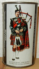 PIPER van Flat Top can from SCOTLAND (34cl) 01