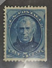 Mint Hinged United States Stamps