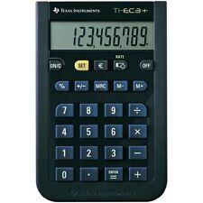 2x Texas Instruments Calculatrice de bureau TI-EC 3+ Ordinateur