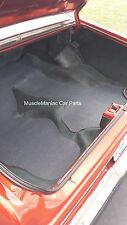 1973-1974 73 74 Nova FELT/RUBBER TRUNK MAT Herringbone