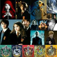5D Full Drill Diamond Painting Cross Stitch Kits Harry Potter Art Festival Decor