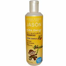 Jason Bodycare Organic Kids Only Shampoo 517ml