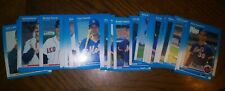 Pick 25 1987 Fleer Baseball Cards (Choose from the list) PICK 25 CARDS!